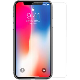 Folie sticla securizata premium 2.5D iPhone Xr tempered glass 9H 0,30 mm Benks OKR+