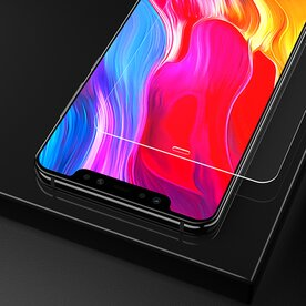 Folie sticla securizata premium 2.5D Xiaomi Mi 8 9H 0,30 mm Benks OKR+