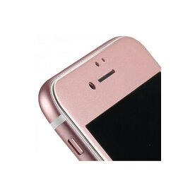 Folie sticla securizata premium full body 3D iPhone 7 tempered glass 9H 0,23 mm Benks ROSE GOLD