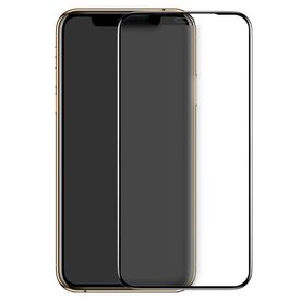 Folie sticla securizata premium full screen 3D frosted iPhone 11 Pro Max 0,30 mm Benks VPro+