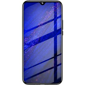 Folie sticla securizata premium full screen 3D Huawei Mate 20 tempered glass 9H 0,30 mm Benks V-Pro NEGRU