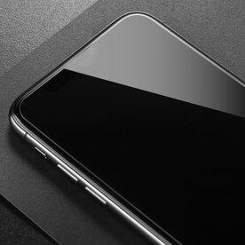 Folie sticla securizata premium iPhone Xr Benks KR 0,15 mm transparent