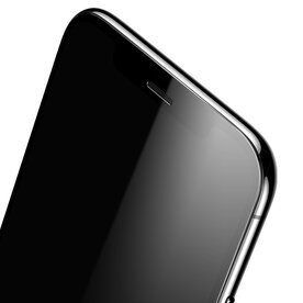 Folie sticla securizata premium iPhone Xs Max Benks KR 0,15 mm transparent
