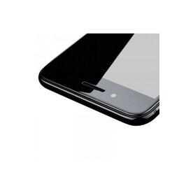Folie sticla securizata SAFIR premium full body 3D iPhone 7 Plus tempered glass 0,3 mm X Pro+ Benks NEGRU
