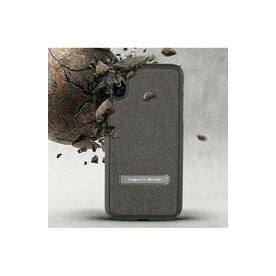 Husa Benks iPhone X/Xs Brownie negru + functie stand