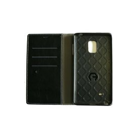 Husa Galaxy Note 4 Edge Arium Boston Diary Book negru