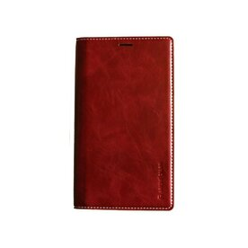 Husa Galaxy Note 4 Edge Arium Boston Diary Book rosu