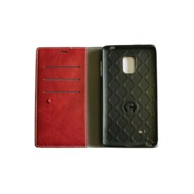 Husa Galaxy Note 4 Edge Arium Boston Diary Book rosu
