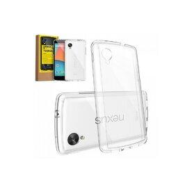 Husa Google Nexus 5 Ringke FUSION CRYSTAL VIEW TRANSPARENT+BONUS folie protectie display Ringke