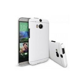 Husa HTC One M8 Ringke SLIM LF WHITE+BONUS folie protectie display Ringke