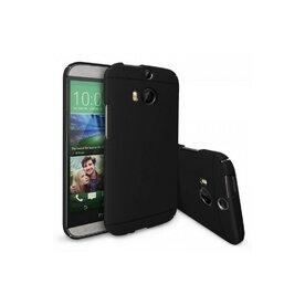 Husa HTC One M8 Ringke SLIM SF BLACK+BONUS folie protectie display Ringke