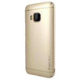 Husa HTC One M9 Ringke SLIM ROYAL GOLD + BONUS folie protectie display Ringke