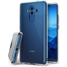 Husa Huawei Mate 10 PRO Ringke FUSION CLEAR Transparent