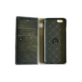 Husa iPhone 6 / 6s Arium Boston Diary Book negru
