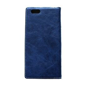 Husa iPhone 6 / 6s Arium Buffalo Flip  View albastru navy