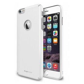 Husa iPhone 6 Ringke SLIM  ALB LOGO CUT+BONUS folie protectie display Ringke