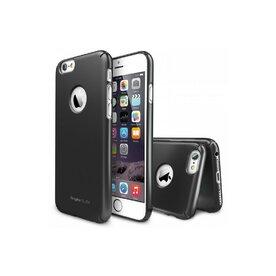 Husa iPhone 6 Ringke SLIM GUN METAL LOGO CUT