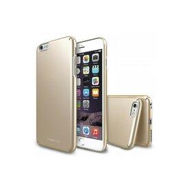Husa iPhone 6s Plus Ringke SLIM ROYAL GOLD+BONUS Ringke Invisible Defender Screen Protector