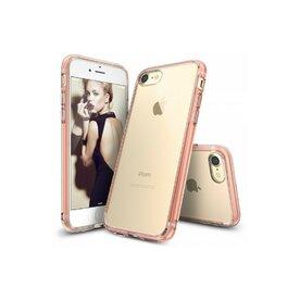 Husa iPhone 7 / iPhone 8 / iPhone SE 2 Ringke FUSION ROSE GOLD