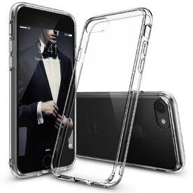 Husa iPhone 7 / iPhone 8 / iPhone SE 2 Ringke Fusion Transparent