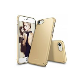 Husa iPhone 7 / iPhone 8 / iPhone SE 2 Ringke Slim ROYAL GOLD + BONUS folie protectie display Ringke