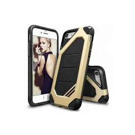 Husa iPhone 7 / iPhone 8 Ringke ARMOR MAX ROYAL GOLD+BONUS folie protectie display Ringke
