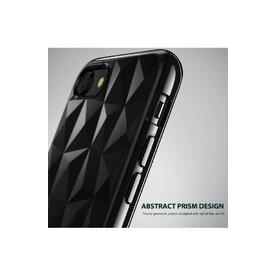 Husa iPhone 7 / iPhone 8  Ringke PRISM INK BLACK + BONUS folie protectie display Ringke