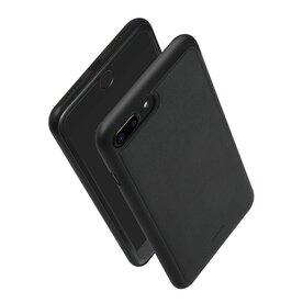 Husa iPhone 7 Plus / iPhone 8 Plus Benks Magic Shield cu aspect piele sintetica