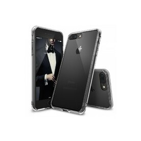 Husa iPhone 7 Plus / iPhone 8 Plus Ringke FUSION CRYSTAL VIEW + BONUS folie protectie display Ringke