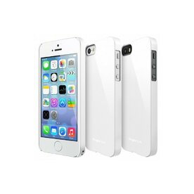 Husa iPhone SE Ringke SLIM iPhone LF WHITE