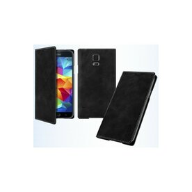Husa LG G3 Arium Mustang Flip Book Battery Cover negru