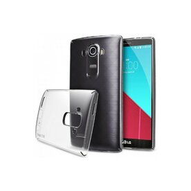 Husa LG G4 Ringke SLIM CRYSTAL TRANSPARENT + BONUS folie protectie display Ringke