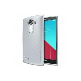 Husa LG G4 SLIM FROST GRI + BONUS folie protectie display Ringke