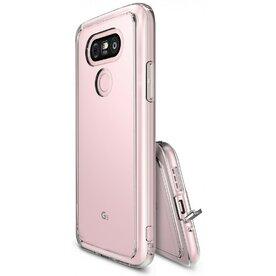 Husa LG G5 Ringke FUSION CRYSTAL VIEW+BONUS folie protectie display Ringke