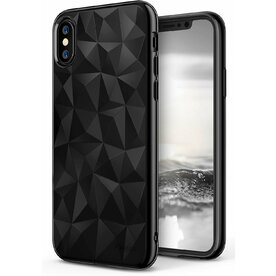 Husa Ringke iPhone X/Xs Prism Ink Black