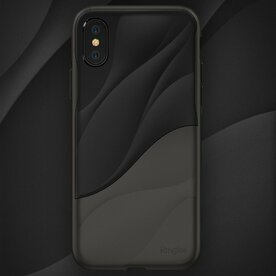 Husa Ringke iPhone X/Xs Wave Metallic Chrome
