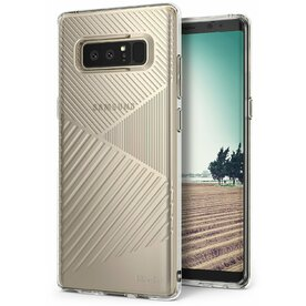 Husa Ringke Samsung Galaxy Note 8 Bevel Clear