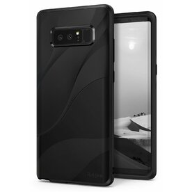Husa Ringke Samsung Galaxy Note 8 Wave Charcoal Black