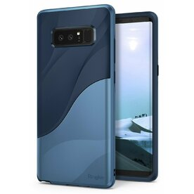 Husa Ringke Samsung Galaxy Note 8 Wave Coastal Blue