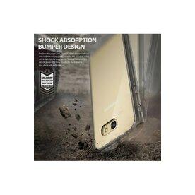 Husa Samsung Galaxy A5 2017 Ringke FUSION CLEAR + BONUS folie protectie display Ringke