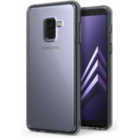 Husa Samsung Galaxy A8 2018 Ringke SMOKE BLACK