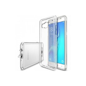 Husa Samsung Galaxy J5 2016 Ringke AIR CRYSTAL CLEAR + bonus folie Ringke Invisible Screen Defender
