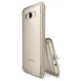 Husa Samsung Galaxy J7 2016 Ringke FUSION CRYSTAL CLEAR + bonus folie Ringke Invisible Screen Defender