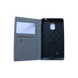Husa Samsung Galaxy Note 4 Edge Arium Buffalo Flip  View rosu