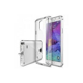 Husa Samsung Galaxy Note 4 Ringke FUSION CRYSTAL VIEW+BONUS folie protectie display Ringke