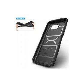 Husa Samsung Galaxy Note 5 Ringke REBEL BLACK + folie Ringke cadou