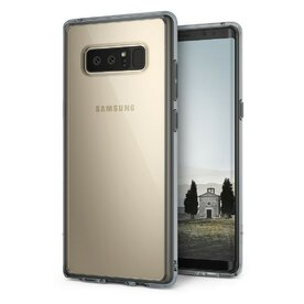 Husa Samsung Galaxy Note 8 Ringke Fusion Smoke Black