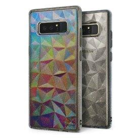 Husa Samsung Galaxy Note 8 Ringke Prism Glitter Gray