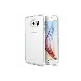 Husa Samsung Galaxy S6 Ringke SLIM FROST ALB + BONUS folie protectie display Ringke
