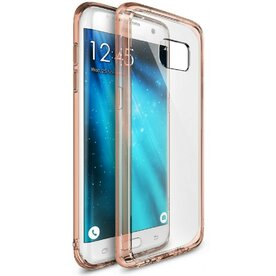Husa Samsung Galaxy S7 Edge Ringke FUSION ROSE GOLD